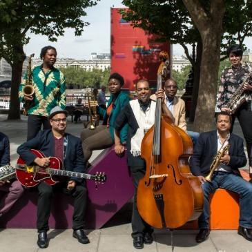 Jazz Jamaica Orchestra chiude la stagione ABC il 12 maggio