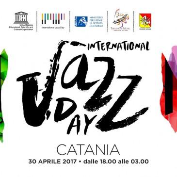 International Jazz Day party in Catania il 30 aprile al MA